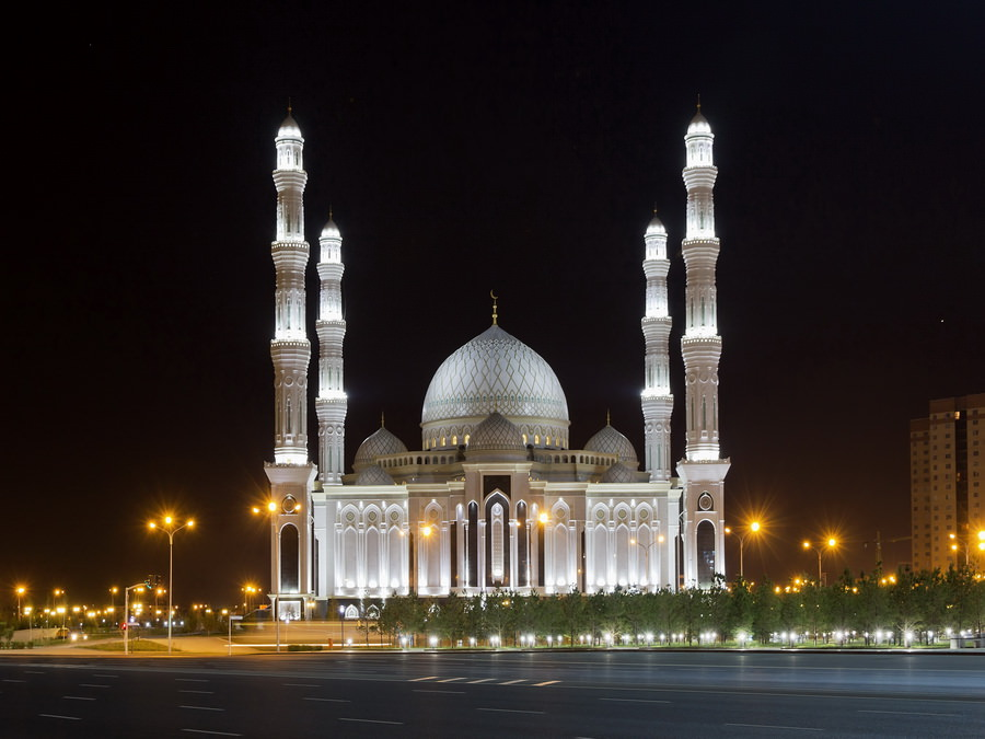 Mosque-Hazret-sultan